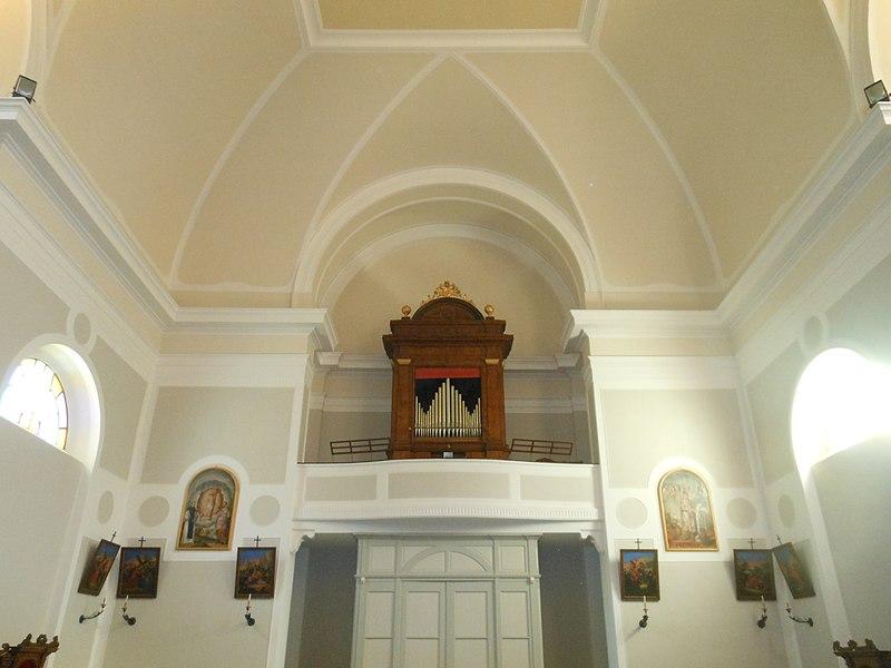 Datei:Prato Carnico, Chiesa di San Canciano Martire, organo Giovanni Battista De Lorenzi.jpg