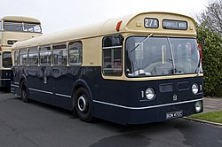 Preserved Birmingham City Transport bus 3472 (BON 472C) 1965 Daimler Fleetline Marshall, 4 April 2011.jpg