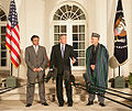 President Bush Hosts Presidents of Pakistan and Afghanistan at the White House.jpg