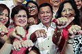 President Rodrigo Duterte and his ex-wife Elizabeth Zimmerman.jpg