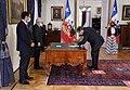 Presidente Piñera nombra a Patricio Melero como nuevo Ministro del Trabajo y Previsión Social (3).jpg