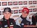 Press conference - WC Ski Jumping Zakopane 2006 - Hula, Śliż.jpg
