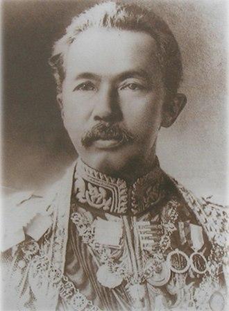 Damrong Rajanubhab - HRH Prince Ditsawarakuman, The Prince Damrong Rajanubhab