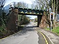 Princes Risborough, B4444 Summerleys Road railway bridges - geograph.org.uk - 749240.jpg
