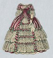 Print, Paper Doll Costume in Dark Pink and Light Pink Ruffles, 1876–80 (CH 18344255).jpg