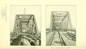 Dumbarton Rail Bridge - Image: Proceedings 39amer 0231