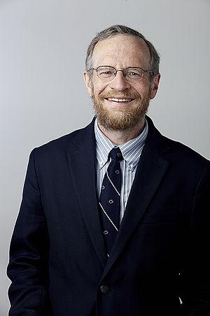 Richard Alley - Richard Alley in 2014, portrait via the Royal Society