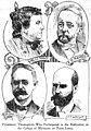 Prominent Theosophists who participated in the dedication of the College of Mysteries on Point Loma - 1897.jpg