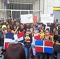 Protestas dominicanas en Buenos Aires 2020.jpg