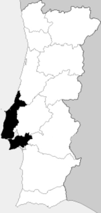 Estremadura Province (1936–76) - Estremadura