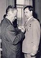 Prunariu with Ceausescu.jpg