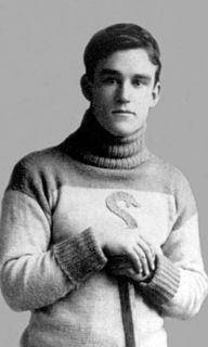 Pud Hamilton Canadian ice hockey player