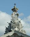 Puerta de Hierro (Madrid) - Escudo norte 01.jpg