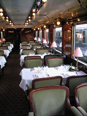 Dining car - Pullman Dining Car