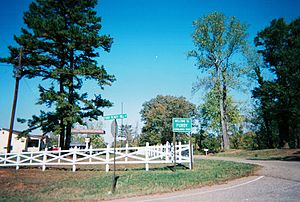 McNairy County, Tennessee - Purdy