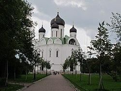 Pushkin, chiesa di s caterina 01.JPG