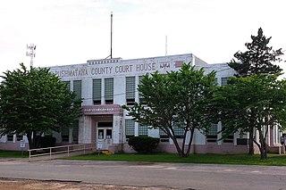 Pushmataha County, Oklahoma County in the United States