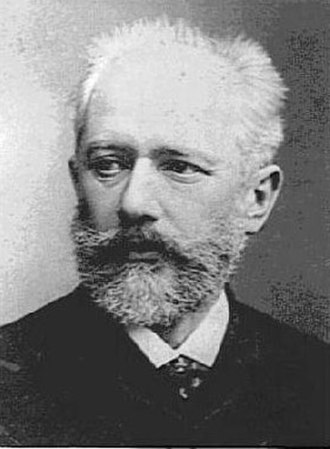 Piano Concerto No. 1 (Tchaikovsky) - The composer, c. 1875
