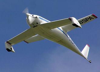 Tandem wing - QAC Quickie Q2