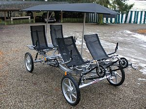 Recumbent Bicycle Wikipedia The Free Encyclopedia