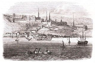 History of Quebec City
