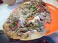 Quesadilla de champiñones, Puebla, Pue. 07.jpg