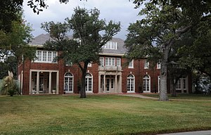 National Register of Historic Places listings in Brazos County, Texas - Image: R. Q. ASTIN HOUSE, BRYAN, BRAZOS COUNTY, TX