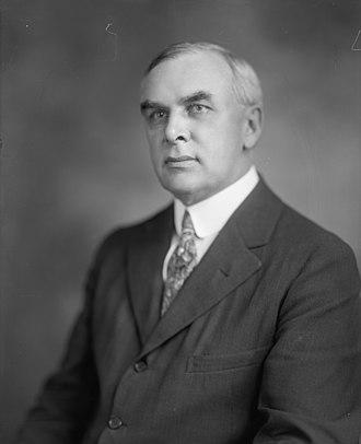 John E. Raker - Image: RAKER, JOHN E. HONORABLE LCCN2016857972 (cropped)