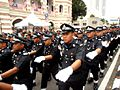 RMP officers on parade during 57th NDP.JPG