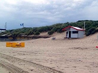 Palling Volunteer Rescue Service - RNLI lifeguard station