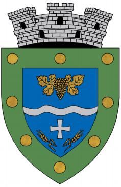 Coat of arms of Murfatlar
