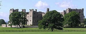 House of Neville - Raby Castle in County Durham