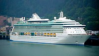 Radiance of the Seas - Juneau, AK (cropped).jpg