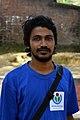 Rafaell Russell at Wikipedia 15 good article edit-a-thon and adda, Chittagong 1 (01).jpg
