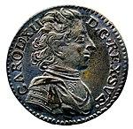 Raha; markka; 2 markkaa - ANT5b-84 (musketti.M012-ANT5b-84 1).jpg