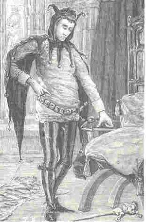 Rahere - Rahère, herald to King Henry I
