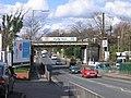 Railway Bridge over Chester Road, Erdington. - geograph.org.uk - 1190720.jpg