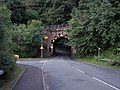 Railway bridge on B5373 - geograph.org.uk - 1356776.jpg