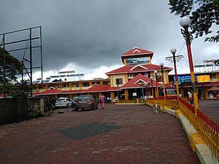 Coimbatore–Shoranur line