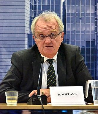 Rainer Wieland - Image: Rainer Wieland 2018
