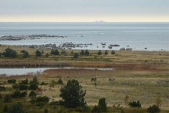 Rammu - Image: Rammu saare vaade