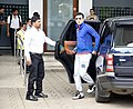 Ranbir Kapoor depart for All Stars Football match in Delhi.jpg