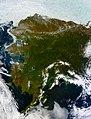 Rare Clear View of Alaska (high res) (9084013645).jpg