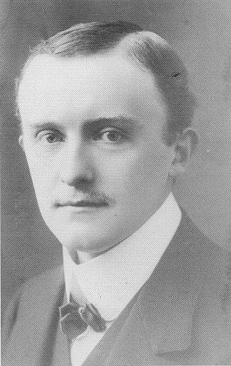 Jørgen Skafte Rasmussen - Rasmussen in 1906