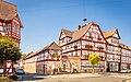 Rathaus der Stadt Wanfried, Hessen, Deutschland IMG 6238-HDR edit.jpg
