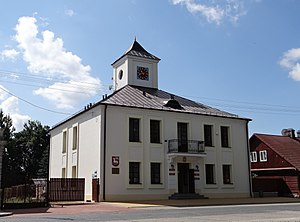 Brok, Masovian Voivodeship - Brok Town Hall