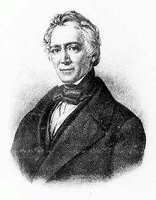 Friedrich von Raumer (Quelle: Wikimedia)