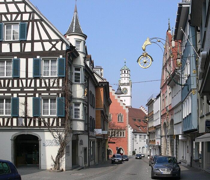 File:Ravensburg Marienapotheke Marktstraße.jpg