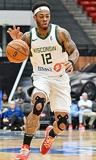 Rayjon Tucker American basketball player