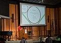 ReHumanizingHaiti at Wikiconference NA 2016 2.jpg